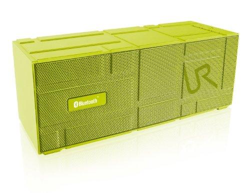 Trust Urban StreetBeat - Altavoz portátil de 6 W para Smartphone/Tablet con Bluetooth 2.0, verde
