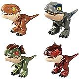Krisvie Robot Dinosaurio , Juguete Dinosaurio 2 en 1,Lindos Juguetes de Deformación