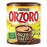 Nestlé Orzoro Orzo, Caffè Orzo e Caffè Solubile Barattolo, 120 g