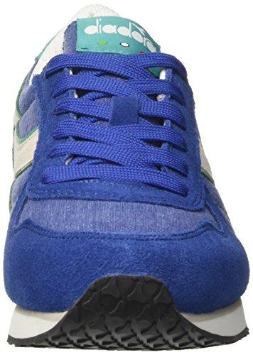 Diadora K-Run C Ii, Sneaker Bas du Cou Mixte Adulte Bleu (Blu Limonges)