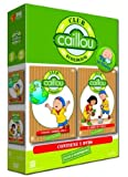 Pack Caillou Club Ecologico (1+2) [DVD]