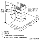Bosch Wandhaube Dunstabzugshaube