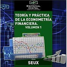 Teoría y práctica de la econometría financiera. Volumen 1