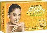 #8: SSCPL Herbals Mango Butter Deep Moisturizing Soap (Pack Of 4)