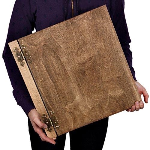 aldecor-album-fotografico-in-legno-con-venature-neutre-75-pagine-in-cartone-bianco-da-300-g