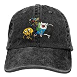 Nifdhkw Heart In Oregon Vintage Jeans Baseball Cap Outdoor Sports Hat for Men and Women