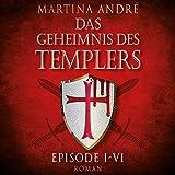 Das Geheimnis des Templers Episode I- VI auf 2 MP3-CDs: 20:26 Stunden ungekürzte Lesung