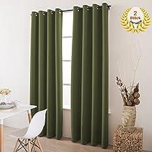 Suchergebnis auf Amazon.de für: grüne gardinen blickdicht