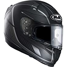 HJC r-pha 10 Plus Cage mc5 F – Casco integral Negro MC5F Talla:xx-large