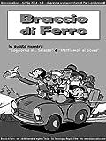 E Lettori Best Deals - Braccio di Ferro eBook - 8 - ottimizzato per lettori digitali in bianco e nero (Italian Edition)