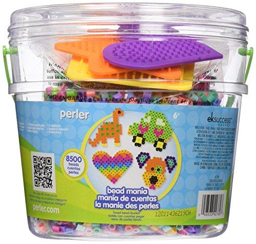 fusibile-perler-perlina-attivita-benna-bead-mania-8500-pezzi