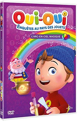 Oui-Oui - Enquêtes au pays des jouets : L'Arc-en-ciel magique. ,