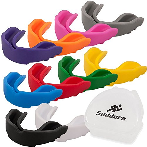 suddora-mouth-guards-protective-sports-safety-gear-w-vented-case-green