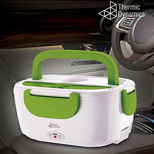 Contenitore Termico per il pranzo, elettrico, per auto - Auto Lunch Box