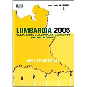 Lombardia 2005. Area Territoriale