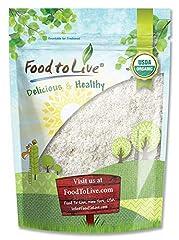 Idea Regalo - Cocco tagliuzzato Bio, 2 Libbre - Biologico, Organic, essiccato, non zuccherato, non OGM, kosher, crudo, vegano, sfuso