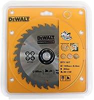 DeWalt DT1167-QZ Circular Saw Blade 165mm x 20 x 30T