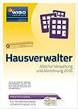 WISO Hausverwalter 2017 Professional - Die Profisoftware für alle Vermieter und Hausverwaltungen (Frustfreie Verpackung)