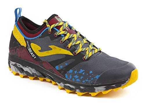 JOMA Claw, Zapatillas de Running para Asfalto para Hombre, Gris (Grey)
