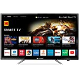 Kodak 80 cm (32 Inches) HD Ready LED Smart TV Kodak 32HDXSMART (Black) (2016 Model)