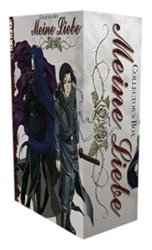 Meine Liebe, Vol. 1 (Sammelschuber inkl. Manga Band 1) [Collector's Edition]. - Partnerlink
