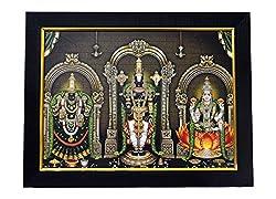 Padmavathi Lakshmi Balaji Photo Frame