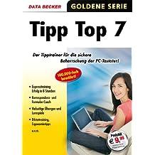 Data Becker Tipp Top 7 - Programa educativo (PC, DEU)