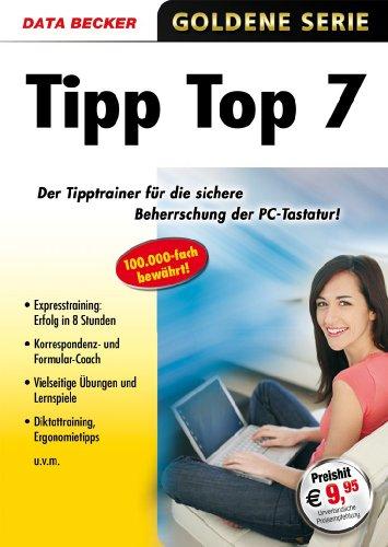 Data Becker Tipp Top 7 - Programa educativo (153,72 MB, PC, Alemán)
