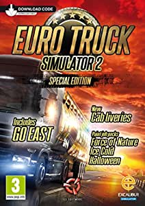 Euro Truck Simulator 2 - Special Edition (Digital Download Card) [import anglais]