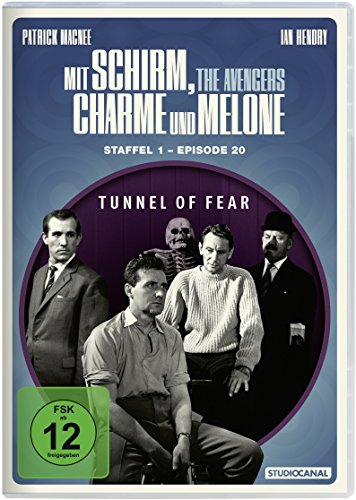 Mit Schirm, Charme und Melone: The Tunnel of Fear