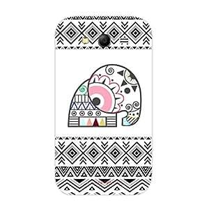 Designer Phone Covers - Samsung Grand 3-elephant