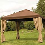 Siena Garden Toronto 573320 Gazebo Roof Mocha
