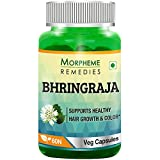 Morpheme Remedies Bhringraja 500 mg Extract Supplements (60 Capsules)