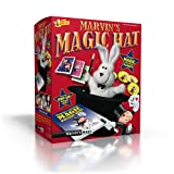 Marvin\'s Amazing Magic Rabbit and Top Hat - Includes Pop Up Magic Hat and Magic Rabbit.Professional Magic made easy
