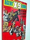 Agent X 9 Comic Bd. 7 ( Jessi Fox, Spürhunde, Rip Kirby ) Comic Magazin