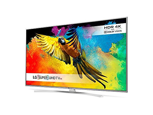 LG 55UH770V 55 inch Super Ultra HD 4K Smart TV webOS  2016 Model  - Silver  Certified Refurbished