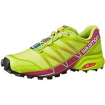 Salomon L38319000, Zapatillas de Trail Running para Mujer