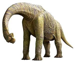 Autocollant sticker dinosaure dino jurassique deco enfant diplodocus macbook