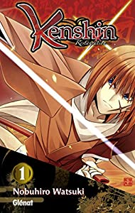 Kenshin Restauration Edition simple Tome 1