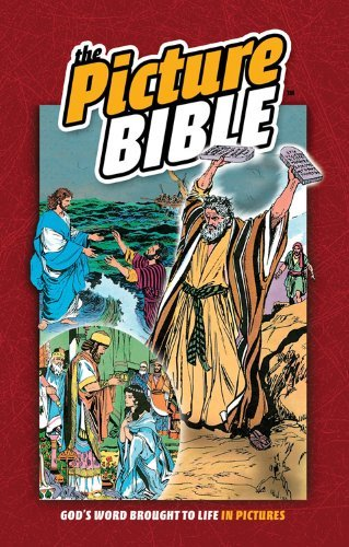 The Picture Bible by Iva Hoth (1998-02-05)
