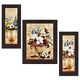 Wens 'Magnificent Joyfulness' Wall Art (MDF, 30 cm x 34 cm x 1.5 cm, WSP-4285)