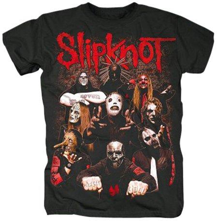 Bravado Ominous Pyramid,Slipknot T-Shirt,Größe Xl,Schwarz -