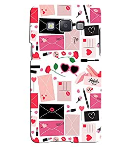 Citydreamz Funky\Girls\Cool\Trendy\Valentine Hard Polycarbonate Designer Back Case Cover For Samsung Galaxy A7