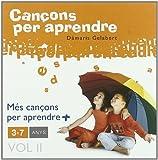 Cançons Per Aprendre: 3-7 Anys - Volumen 2