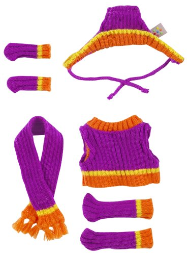 I-dog Chill Set (I-Dog Chill Purple & Orange Set #2 by Hasbro)