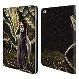 Head Case Designs Ufficiale Selina Fenech Incontrare Un Drago Dragoni 2 Cover a Portafoglio in Pelle per iPad Air 2 (2014)