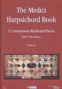 Partitions classique Ut Orpheus THE MEDICI HARPSICHORD BOOK - CLAVECIN Clavecin
