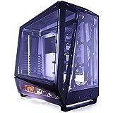 Boîtier PC - IN WIN tòu 2.0 - Edition limitée - Boîtier Grand Tour panneaux miroir / transparent avec alimentation 1065W