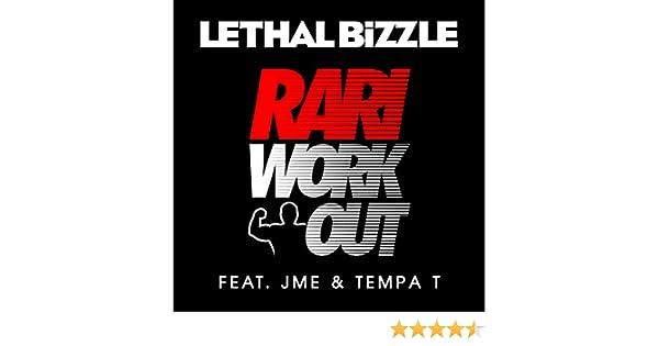 lethal bizzle rari workout mp3