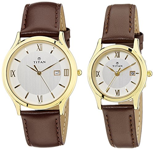 51XyQEF nqL - Titan NB19592959YL01 Bandhan watch
